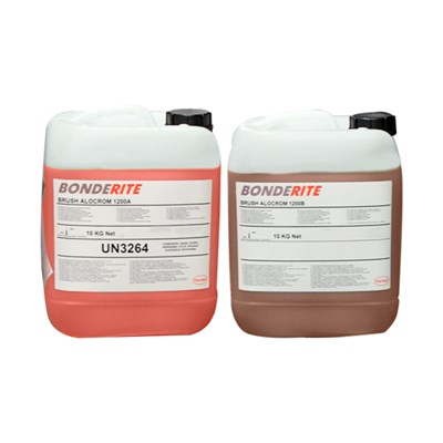 Bonderite M-CR ALCRM 1200BR AERO (Liquid) 20Kg Kit (was Alocrom 1200 Brush)