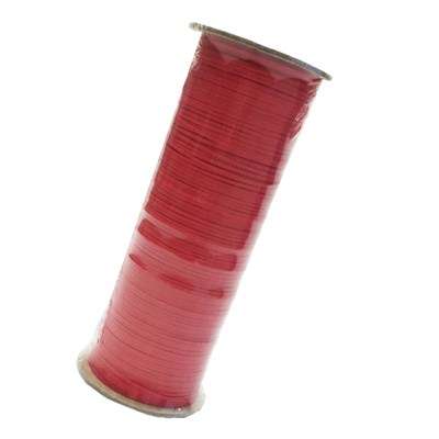 Breyden 22DR (204-5) Polyester Lacing Tape Red 500 Yard Roll MIL-T-43435B