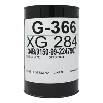 Grease XG-284 (G-366) 3Kg Tin *DEF STAN 91-51/1