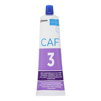 Bluestar Silicones CAF 3 Clear 100gm Tube