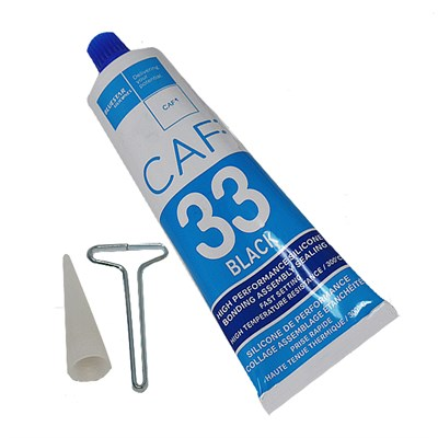 Bluestar Silicones CAF 33 Black 100gm Tube