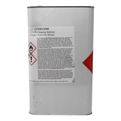 PPG CN20 Cleaning Solvent 5Lt Tin *DEF STAN 80-67/1