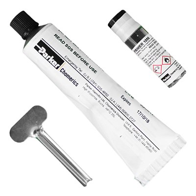 Cho-Bond 1035 Electrically Conductive Silicone Sealant 2.5oz Kit (includes 1086 Primer)