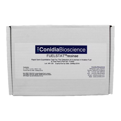 Conidia Bioscience Fuel Stat Plus Test Kit (1 Box Contains 8 Kits)