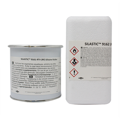 Dow SILASTIC 9161 Silicone Encapsulant and 9162 RF Catalyst 5.25Kg Kit