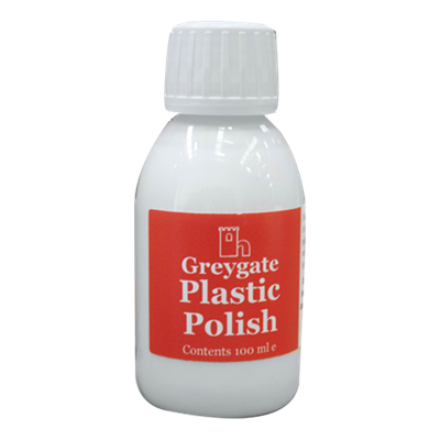 Greygate Plastic Polish 100ml Bottle *DTD770A