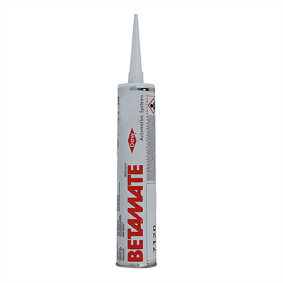 Dow Betamate 7120-1F One Component Adhesive 600ml Sausage