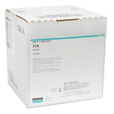 DOWSIL™/Dow Corning® 510/50cs Silicone Fluid 18Kg Pail
