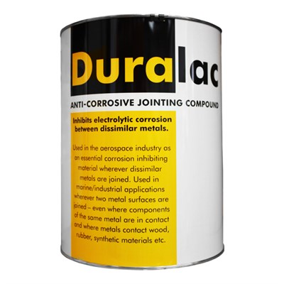 Duralac Anti Corrosive Jointing Compound 5Lt Can