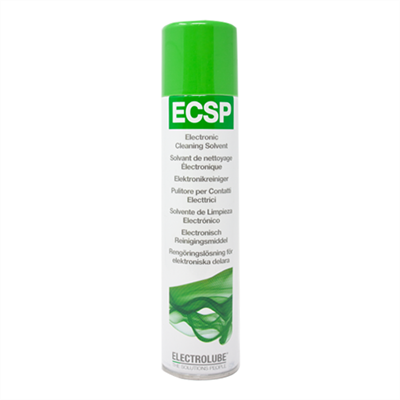 Electrolube Ecsp Cleaning Solvent Plus 400ml Aerosol