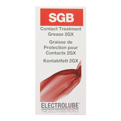 Electrolube SGB Contact Treatment Grease 2Gx 35ml Syringe