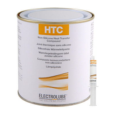 Electrolube HTC Heat Transfer Compound in various sizes