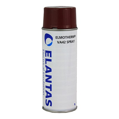 Elmotherm VA42 Red Varnish 400ml Aerosol