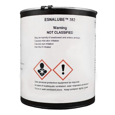 Everlube Esnalube 382 Water Based MoS2 Solid Film Lubricant 1USQ Can