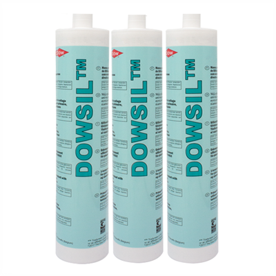 DOWSIL™/Dow Corning® 732 RTV available in various sizes and colours