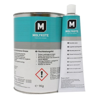 MOLYKOTE™ 55 O-Ring Lubricant available in various sizes