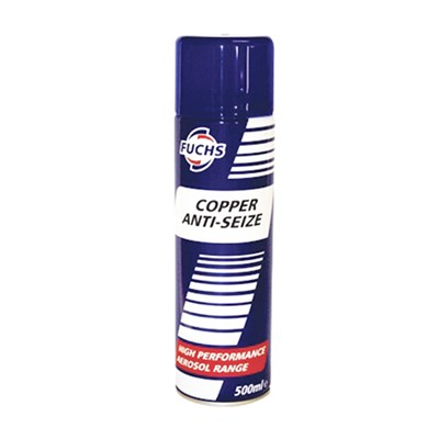 Fuchs Copper Anti-Seize 500ml Aerosol
