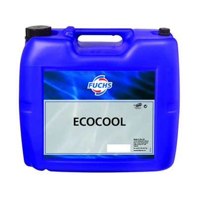 Fuchs Eccocool S 761 B Aerospace Cutting Fluid 20Lt Drum *ABR 9-0204 Issue 2 *BAMS 569-001 *BAC 5008 *AIMS 12-10-001