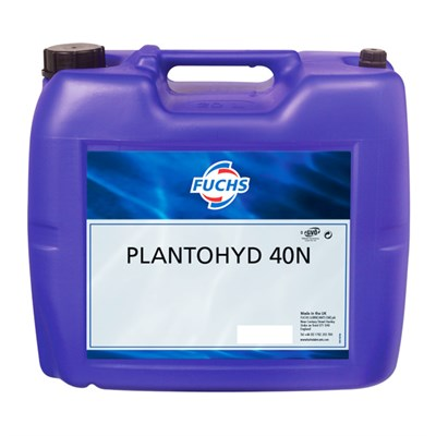 Fuchs Plantohyd 40N Lubricating Oil 20Lt Drum