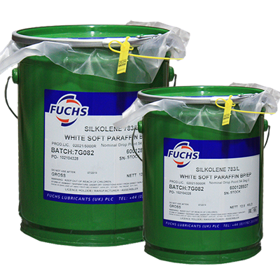 Fuchs White Soft Paraffin BP/EP Silkolene 783/L
