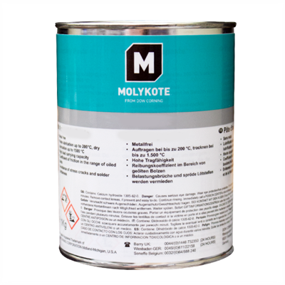 "MOLYKOTEâ""¢ EM-30L Grease 1Kg Can"