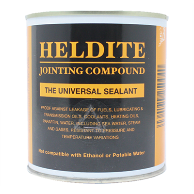 Heldite Jointing Compound 500ml Tin *DEF STAN68-145 Issue 1