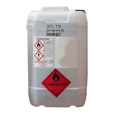 Isopropyl Alcohol 25Lt Drum *BS1595
