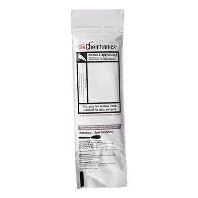 ITW Chemtronics Microtips 17cm PVDF Swab (Bag of 50pcs)