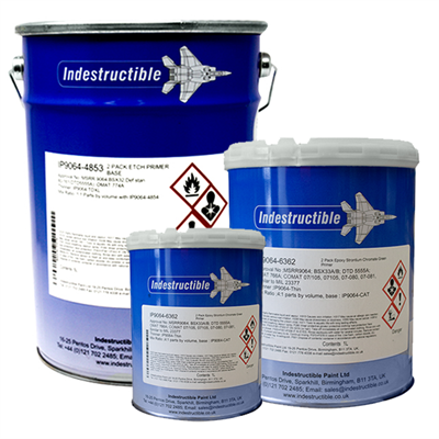 Indestructible Paint IP9064 Catalyst