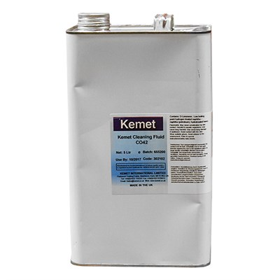 Kemet Clean Fluid CO42 5Lt