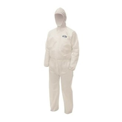 Kleenguard* A40 Liquid And Particle Protection Coverall Size XXL