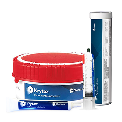 Krytox GPL 207 White Buttery Grease