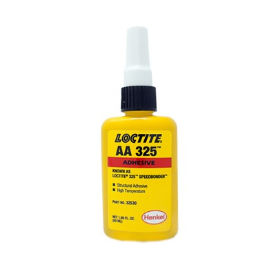 Loctite AA 325 Speedbonder 50ml Bottle