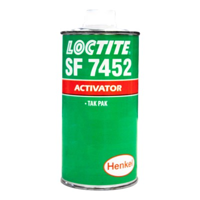 Loctite SF 7452 Cyanoacrylate Adhesive Activator 500ml Can