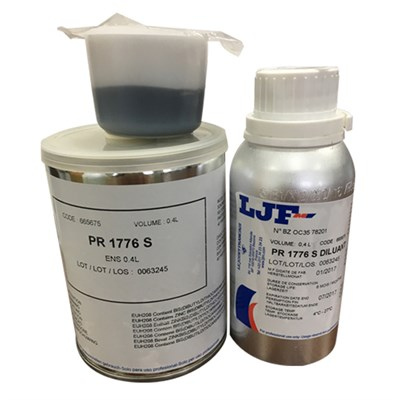 LJF PR1776S Sprayable Fuel Tank Sealant 400ml Kit
