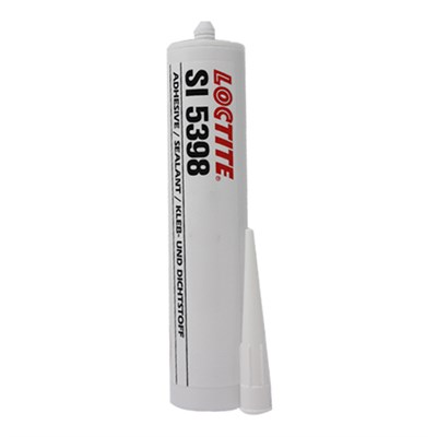 Loctite SI 5398 Acetoxy Silicone 310ml Cartridge