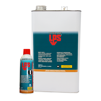 LPS 1 Greaseless Lubricant