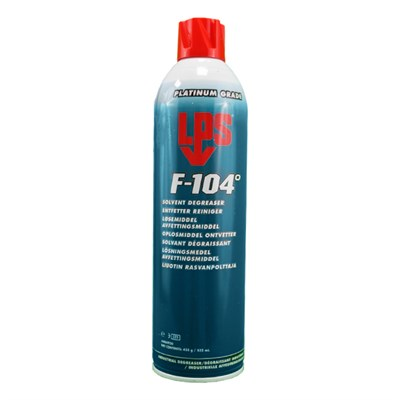LPS F-104 Fast Dry Solvent Degreaser 532ml Aerosol