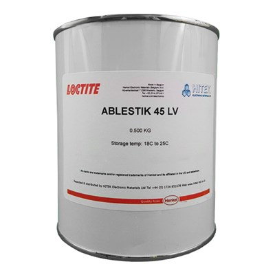 Loctite Ablestik 45 LV Black Resin 500gm (was Eccobond)