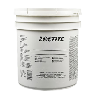 Loctite SI 5615 Black Silicone Sealant Part A 17Lt Pail