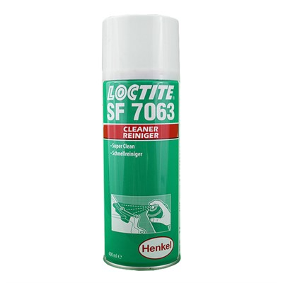Loctite SF 7063 Surface Degreaser 400ml Aerosol