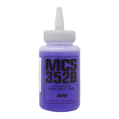MCS352B Hydraulic Assembly Lubricant 160ml Bottle