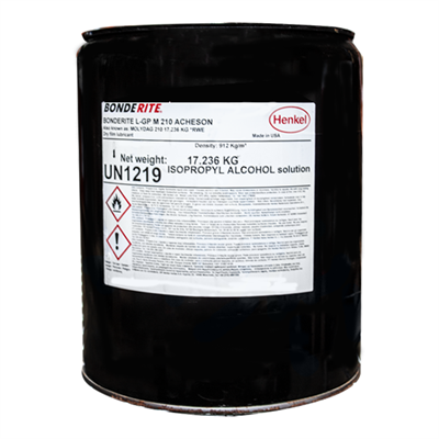 Bonderite L-GP M 210 Dry Film Coating 17.236Kg Pail (was Acheson Molydag)