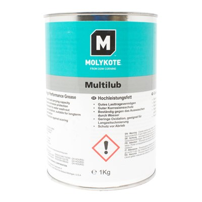 MOLYKOTE™ Multilub High Performance Grease 1Kg Tin