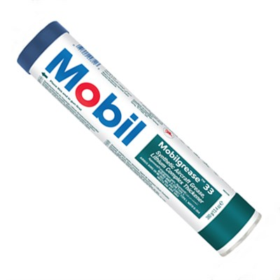 Mobil Grease 33 Synthetic Aviation Grease (G-354) 380gm Cartridge *MIL-PRF-23827 Type I