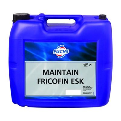 Fuchs Maintain Fricofin ESK Antifreeze 20Lt Drum (Formerly