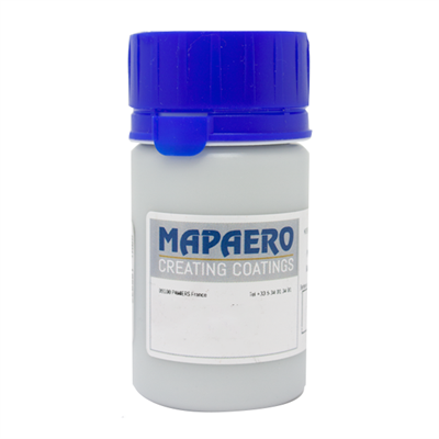 Mapaero F70-A S/G Grey Epoxy Topcoat 45ml Touch Up Kit