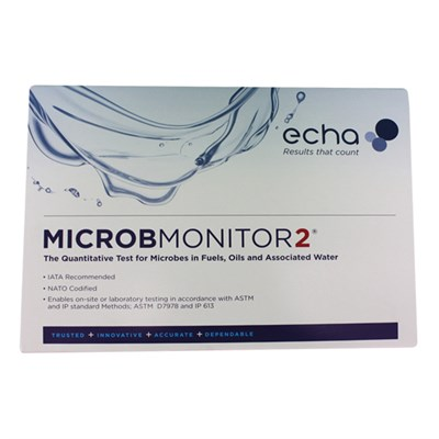 Microb Monitor 2 Test Kit (Box Of 5 Kits)