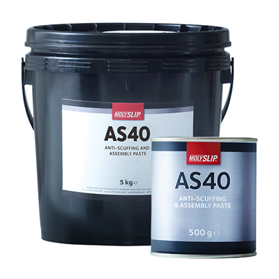 Molyslip AS40 Anti Scuff Paste