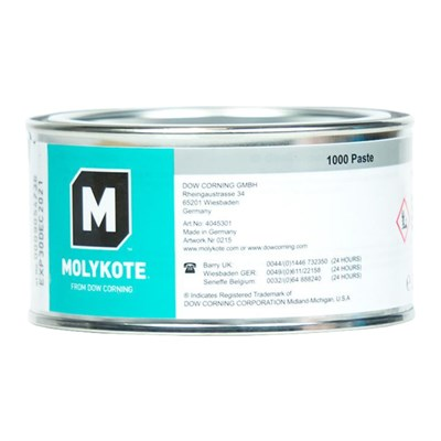 MOLYKOTE™ 1000 Solid Lubricant Paste 250gm Tin